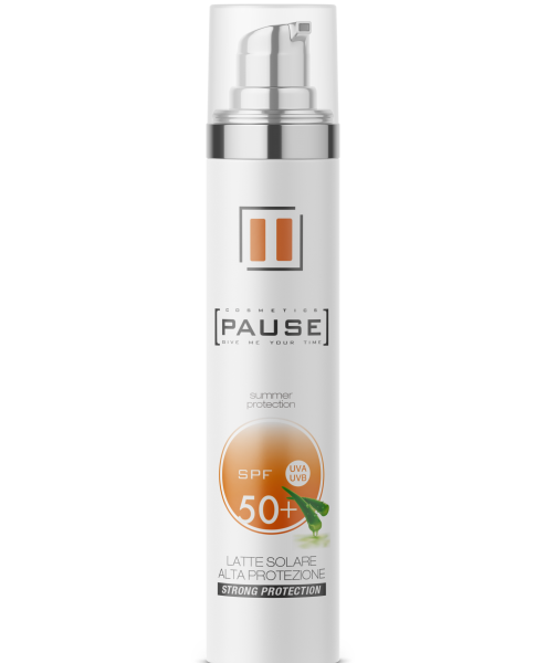 CP72 PNG Aloe Crema Solare SPF50 pierucci 50ml