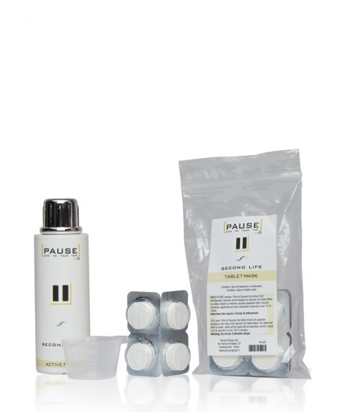 Active Fluid + Tablet Mask (125ml)